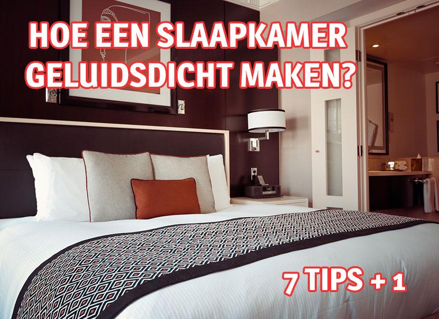 Hoe Een Slaapkamer Geluidsdicht Maken In 7 Stappen 1 Extra